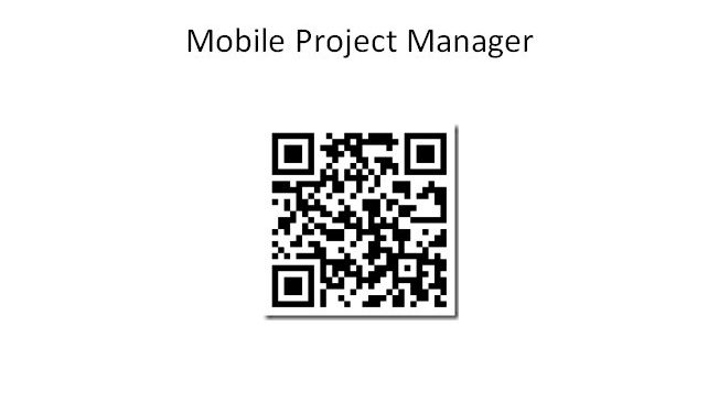 Application Mobile Project Manager (MPM) pour Android 24