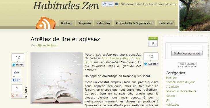 Trois habitudes indispensables pour rester zen en tant que chef de projet 2