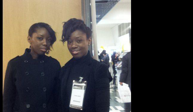 Interview de deux jeunes porteuses de projet au Salon des Entrepreneurs à Paris 2