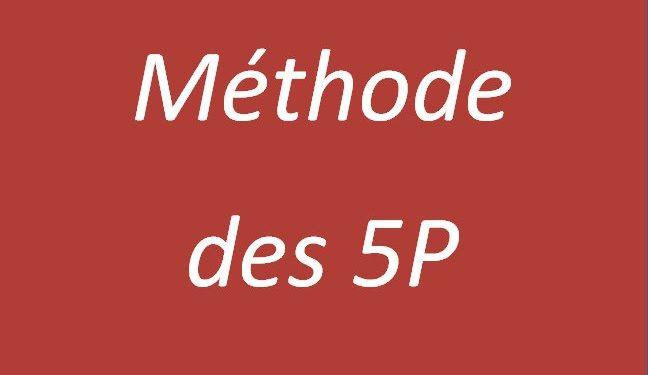 Comment utiliser la méthode des 5P? 28