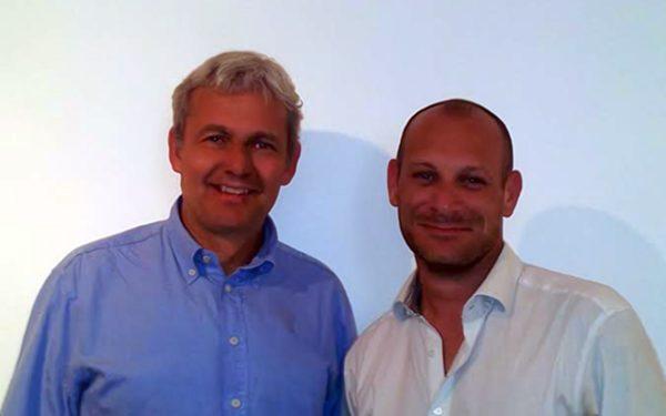 Interview de Cédric Micard et Michael Benninga de Planzone 40