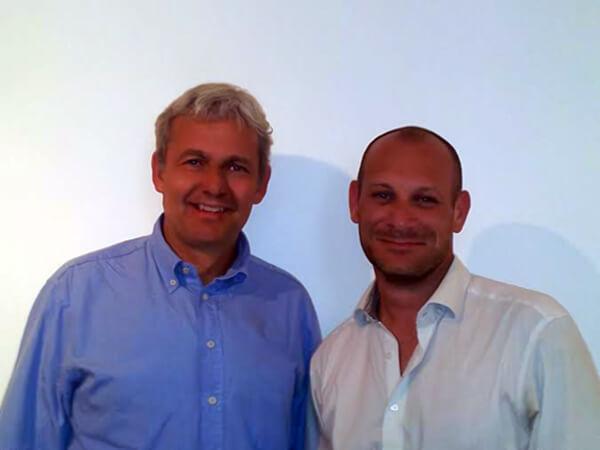 Interview de Cédric Micard et Michael Benninga de Planzone 2