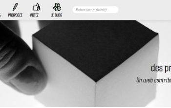 Un site qui référence des projets participatifs de qualité 6