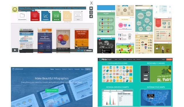 9 outils pour réaliser vos infographies 2