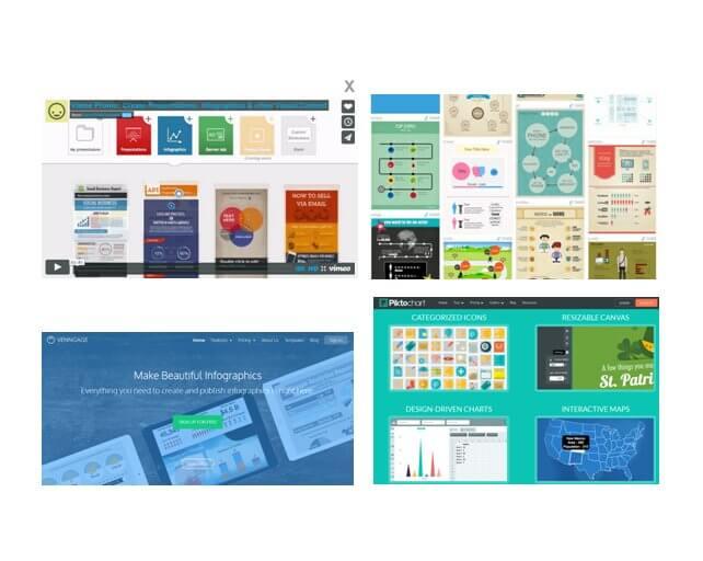9 outils pour réaliser vos infographies 4