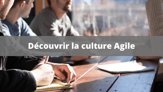 Découvrir la culture Agile 2