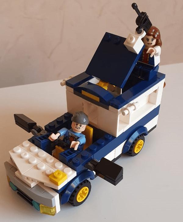 Lego pour le prototypage