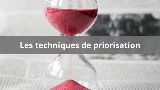 Technique de priorisation