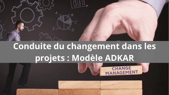 conduite du changement de projet