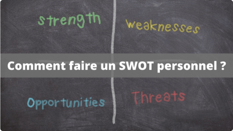 comment faire un swot personnel
