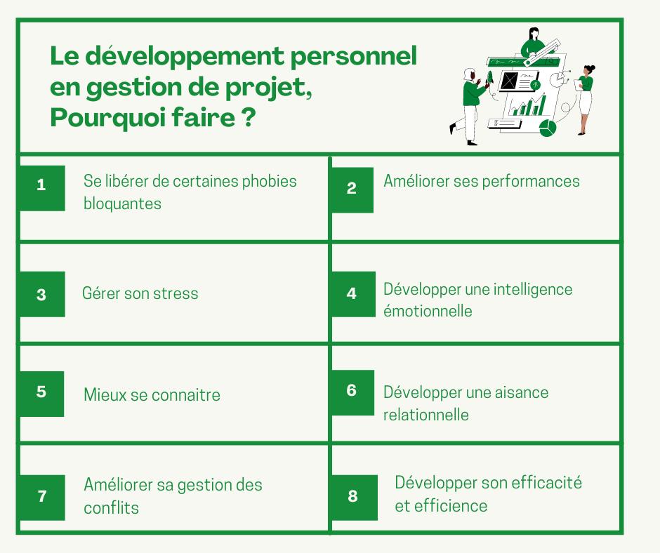 pourquoi faire développement personnel