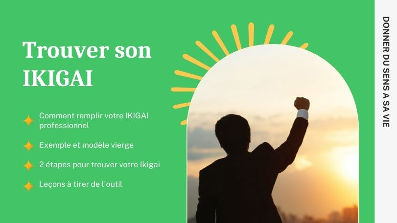 trouver son ikigai