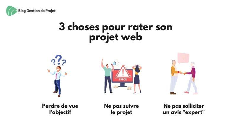 rater un projet web
